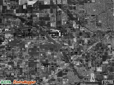 Zip code 33170 satellite photo by USGS