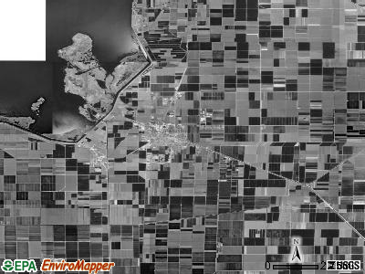 Zip code 33430 satellite photo by USGS