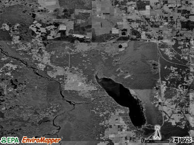 Zip code 33538 satellite photo by USGS