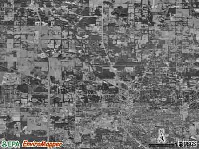 Zip code 34475 satellite photo by USGS