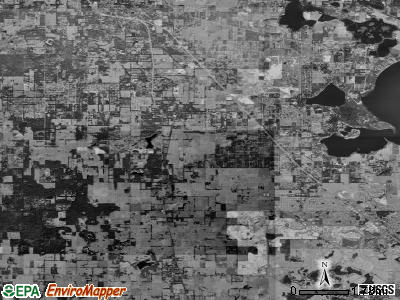 Zip code 34491 satellite photo by USGS