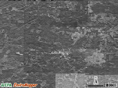 Zip code 35051 satellite photo by USGS