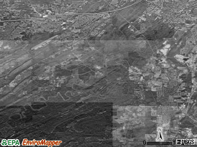 Zip code 35080 satellite photo by USGS