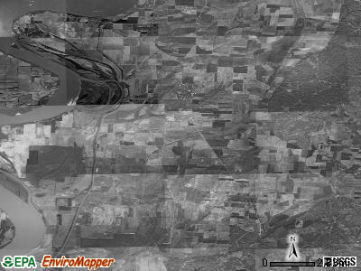 Zip code 38080 satellite photo by USGS