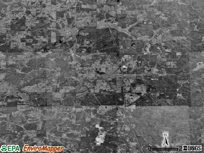 Zip code 38961 satellite photo by USGS