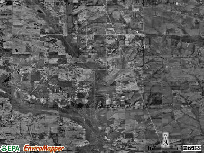 Zip code 39756 satellite photo by USGS