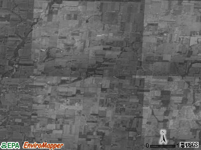 Zip code 45312 satellite photo by USGS