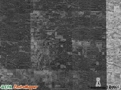 Zip code 50230 satellite photo by USGS