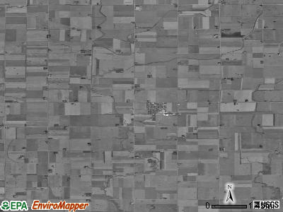 Zip code 50538 satellite photo by USGS