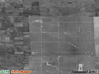 Zip code 51231 satellite photo by USGS