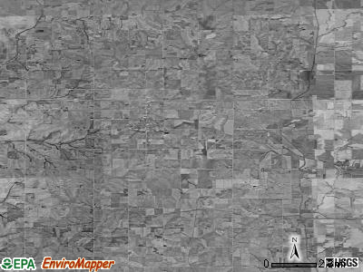 Zip code 51577 satellite photo by USGS
