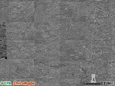 Zip code 54104 satellite photo by USGS