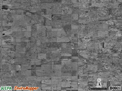 Zip code 60530 satellite photo by USGS