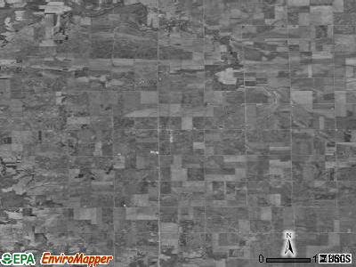 Zip code 61325 satellite photo by USGS