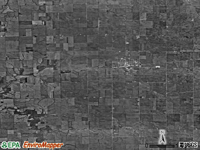 Zip code 61369 satellite photo by USGS