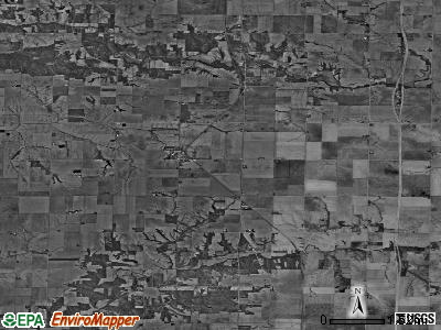 Zip code 61472 satellite photo by USGS
