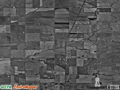 Zip code 61479 satellite photo by USGS