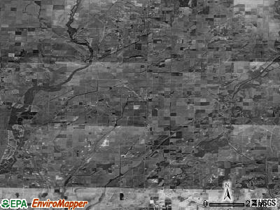 Zip code 63961 satellite photo by USGS
