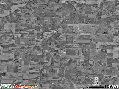Zip code 65050 satellite photo by USGS