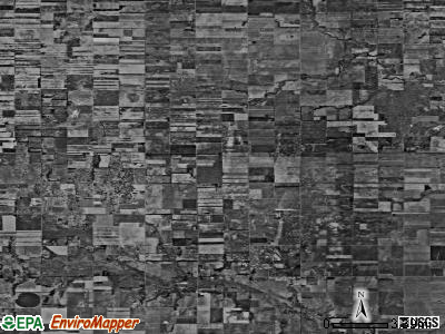 Zip code 67501 satellite photo by USGS