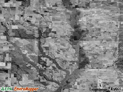 Zip code 72326 satellite photo by USGS
