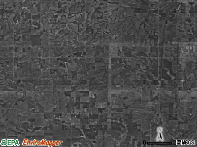 Zip code 73079 satellite photo by USGS