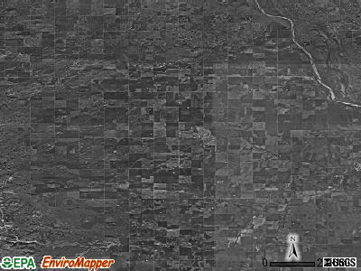 Zip code 73763 satellite photo by USGS