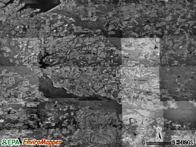 Zip code 75773 satellite photo by USGS