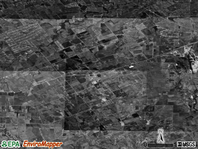Zip code 76084 satellite photo by USGS