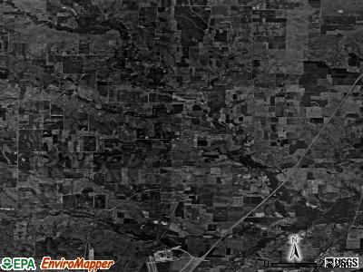 Zip code 76247 satellite photo by USGS