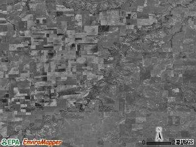 Zip code 76310 satellite photo by USGS