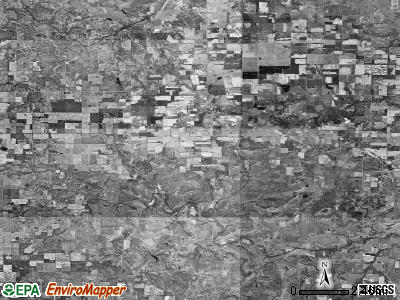 Zip code 76435 satellite photo by USGS
