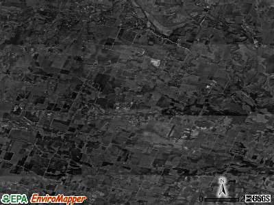 Zip code 76534 satellite photo by USGS