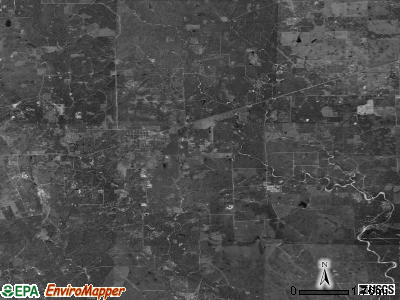 Zip code 77475 satellite photo by USGS