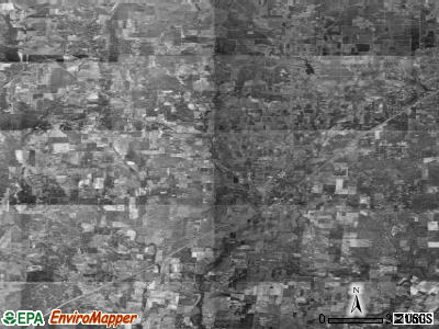Zip code 78016 satellite photo by USGS