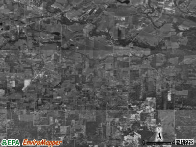 Zip code 78071 satellite photo by USGS