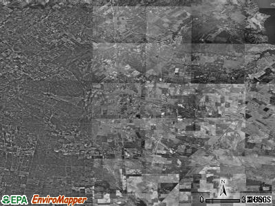 Zip code 78372 satellite photo by USGS