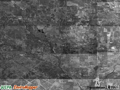 Zip code 78886 satellite photo by USGS
