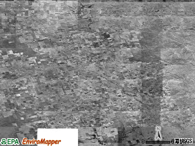 Zip code 79331 satellite photo by USGS