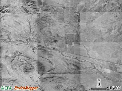 Zip code 79851 satellite photo by USGS
