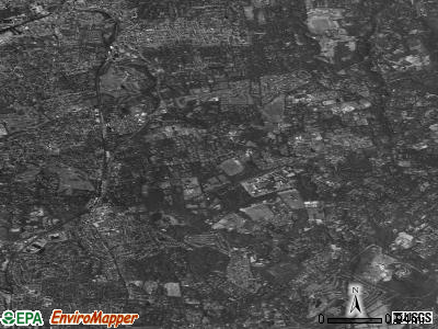 Zip code 11545 satellite photo by USGS