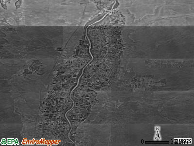 Zip code 87031 satellite photo by USGS