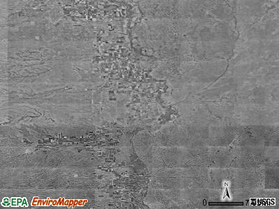 Zip code 88232 satellite photo by USGS