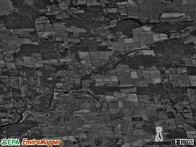 Zip code 12086 satellite photo by USGS