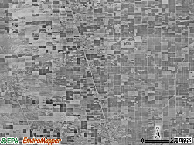 Zip code 93219 satellite photo by USGS