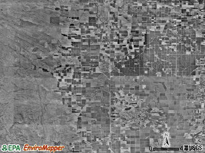 Zip code 95988 satellite photo by USGS