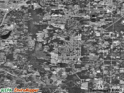 Zip code 98012 satellite photo by USGS