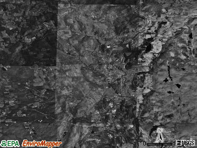 Zip code 12522 satellite photo by USGS