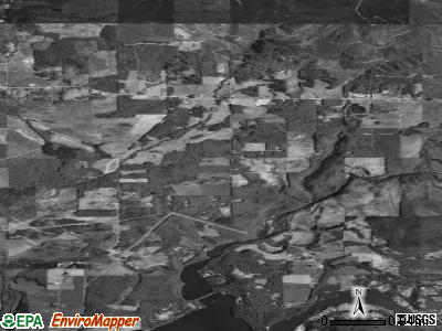 Zip code 98533 satellite photo by USGS