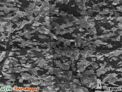 Zip code 19950 satellite photo by USGS